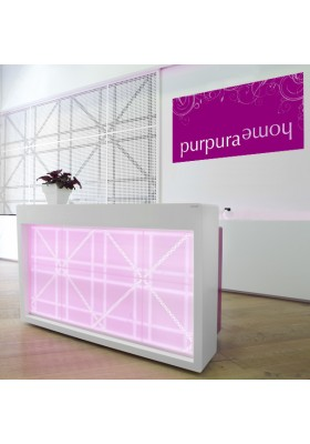 RECEPCION PURPURA HOME
